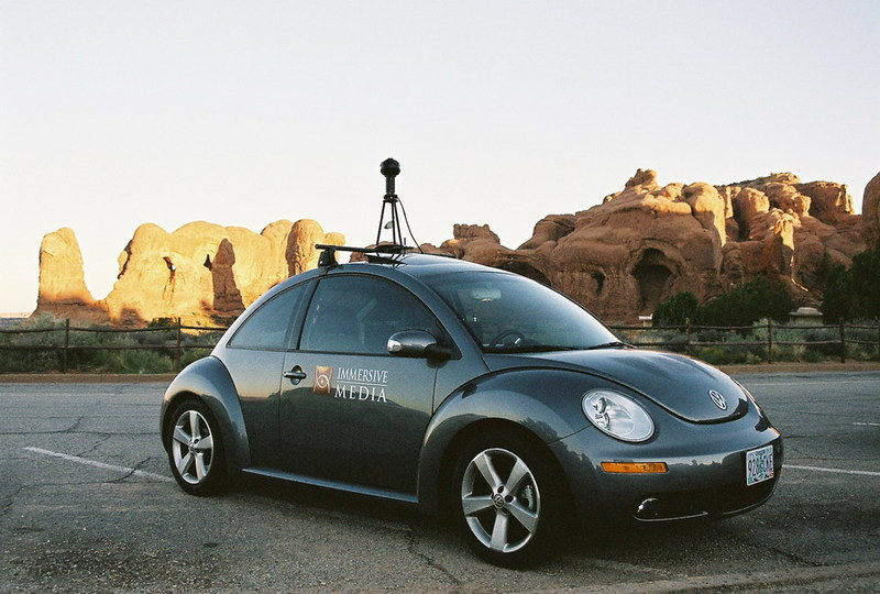 Google Maps Street View Car Spotted In Adelaide Sensational